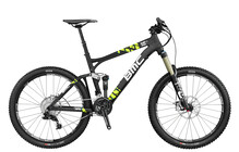 BMC trailfox TF02 MTB trailcrew groen/zwart